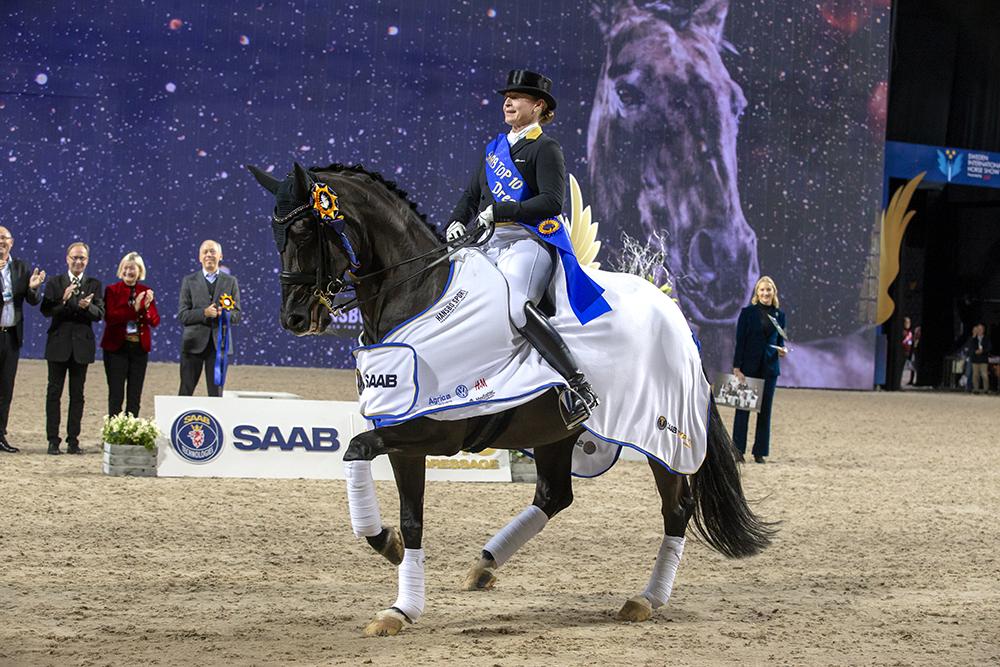 Sweden horse show 2019
